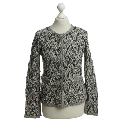 Bruno Manetti Cardigan with pattern