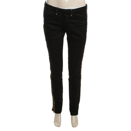 Twenty8Twelve Jeans in Schwarz