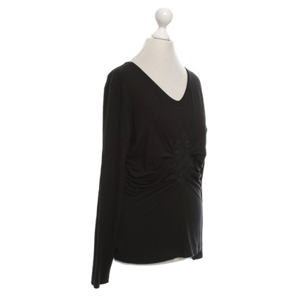 Laurèl Top in nero