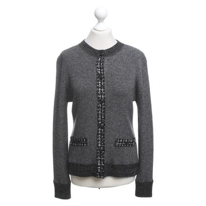 Chanel Cardigan in grey