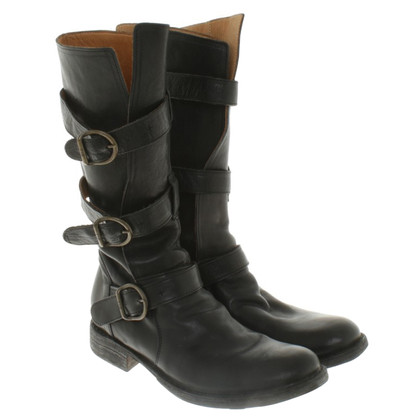Fiorentini & Baker Leather boots
