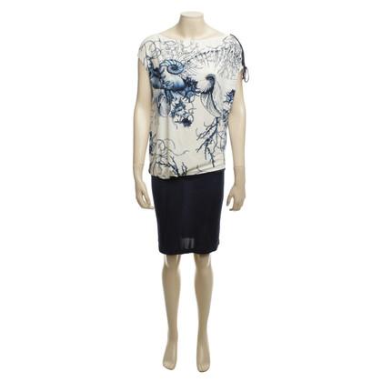 Roberto Cavalli Dress foralem patroon