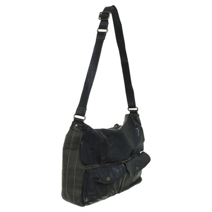 Campomaggi Bag with leather details