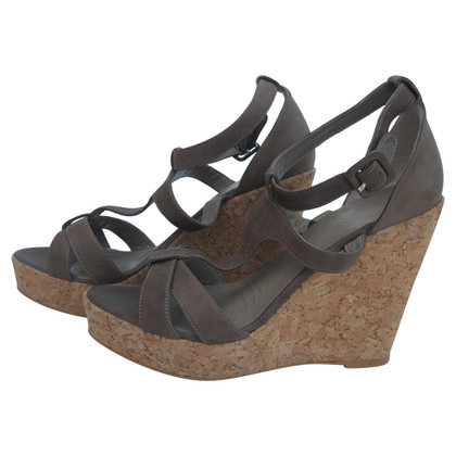 Laurèl Sandals with wedge heel