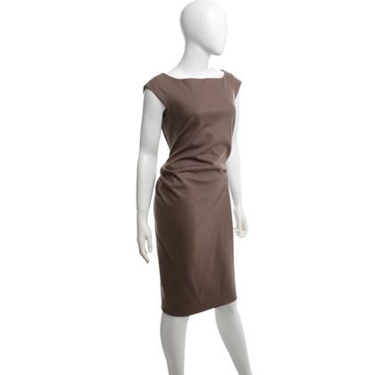 Diane von Furstenberg Dress in taupe