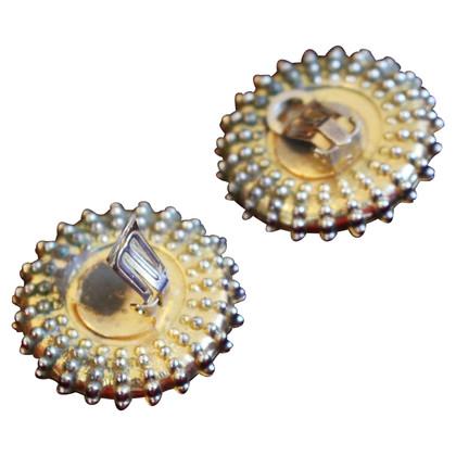 Chanel ear clips