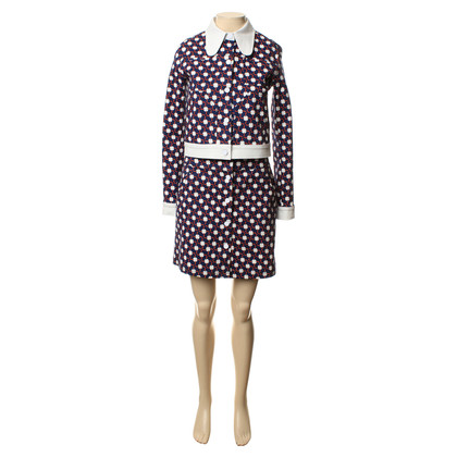 Carven Costume with print