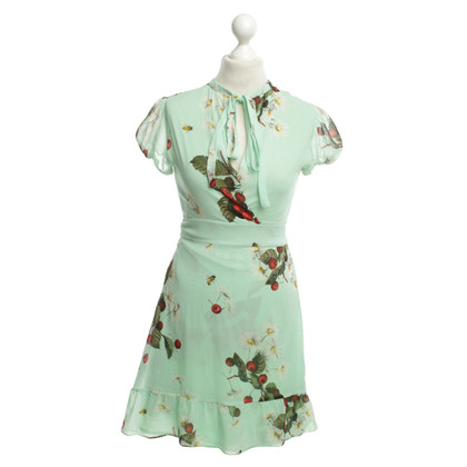 Red Valentino Wikkeljurk in Mint