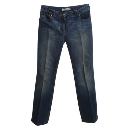 Yves Saint Laurent Jeans with wash