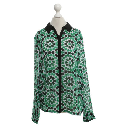 Michael Kors Blouse with graphic print