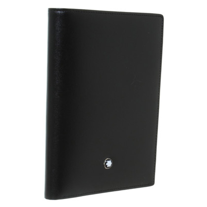 Mont Blanc Wallet in Black