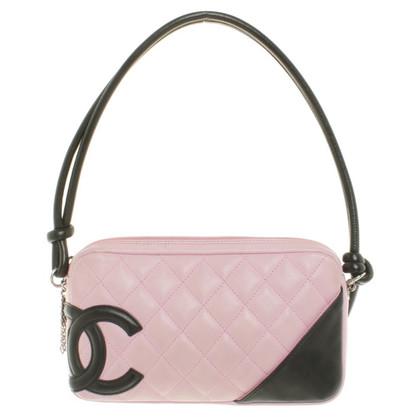 Chanel clutch with CC logo