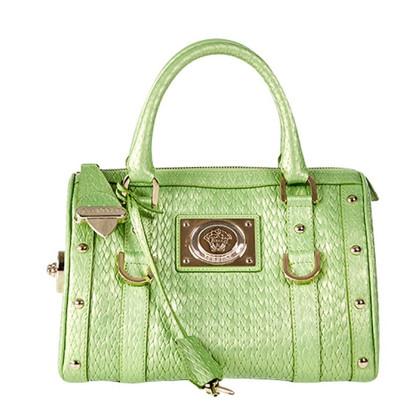 Versace Woven bag