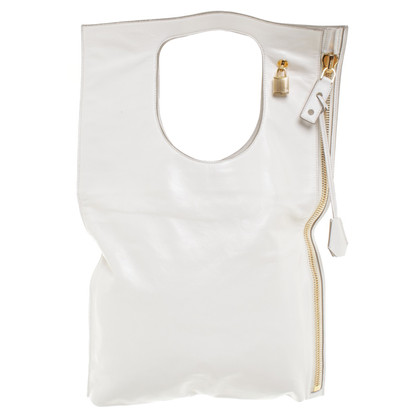 "Tom Ford ""Alix Shopper"" in White"