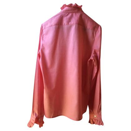 Gucci Shirt mit Rüschen