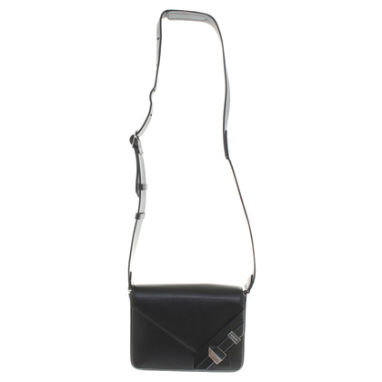Mugler Shoulder bag in black