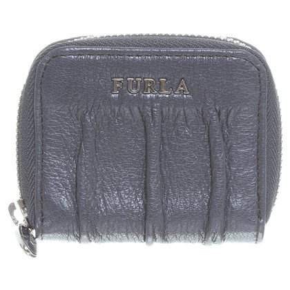 Furla Leather wallet in Taupe