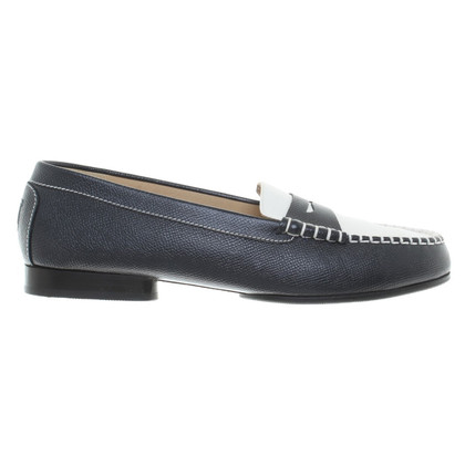 Unützer Loafer in blue / white