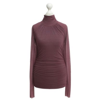 Gucci Roll collar sweater in violet