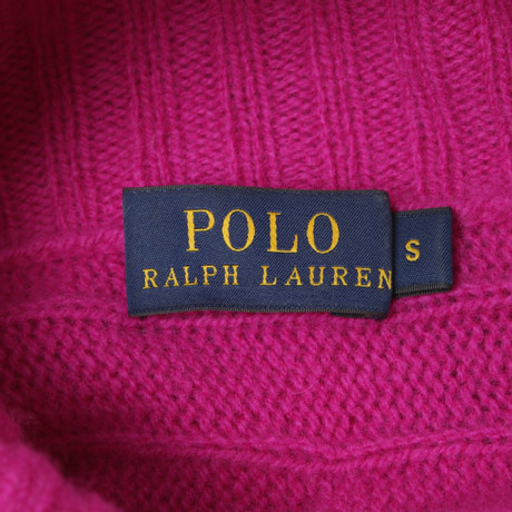 Fuchsia Fuchsia Polo Polo Pullover Lauren Ralph Ralph in wq1w0Y4