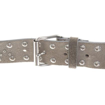 Max Mara Belt with rivets
