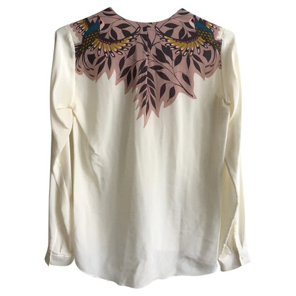 Dorothee Schumacher Silk blouse with print
