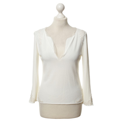 Bruno Manetti Blouse wit