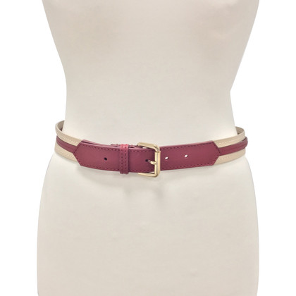 See by Chloé leather belt
