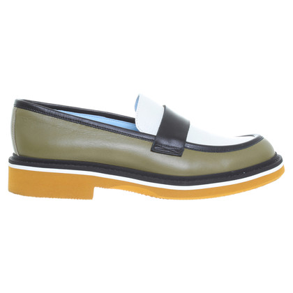 Pollini Loafer in colorful