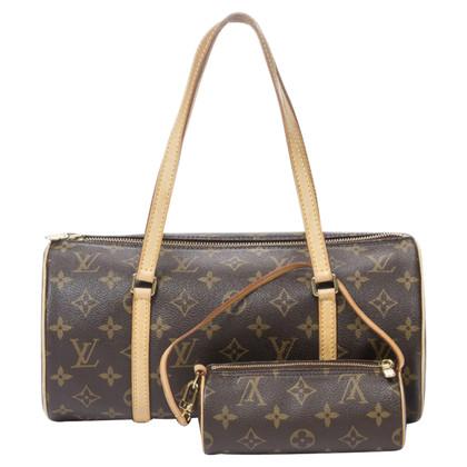 """Louis Vuitton """"Papillon Vachetta Monogram Canvas"""""""