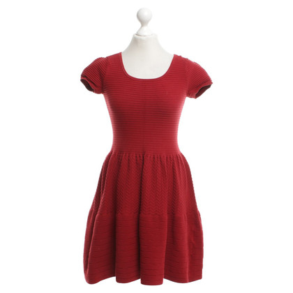 Sandro Dress in red