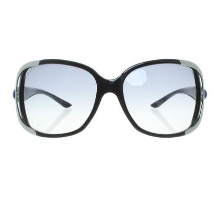 Christian Dior Occhiali da sole con la pietra preziosa