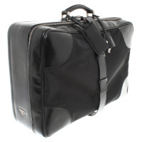 Prada Suitcase with leather elements