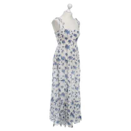 Rebecca Taylor Summer maxi dress with flowers
