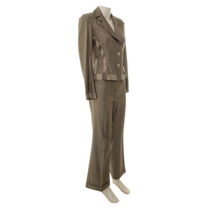 John Galliano Pants suit in Brown