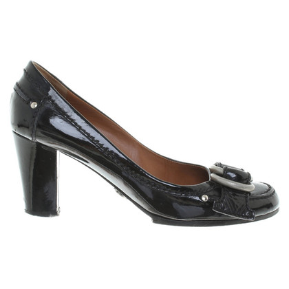 Chloé pumps made of lacquered leather