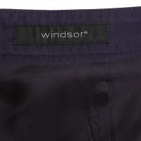Windsor skirt in violet