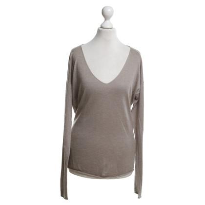 Zadig & Voltaire Sweater in beige-grey