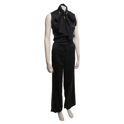 Hôtel Particulier Jumpsuit with matching scarf