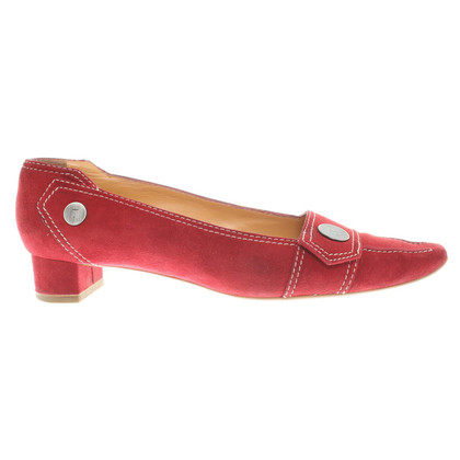 Tod's pumps made of suede
