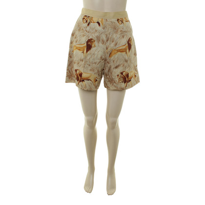 Hermès Shorts with motif