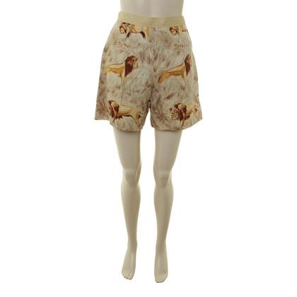 Hermès Pantaloncini con motivo