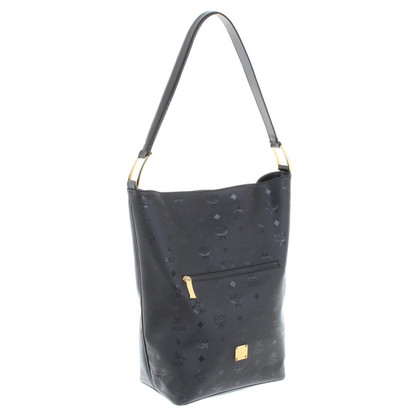 MCM Shopper in nero