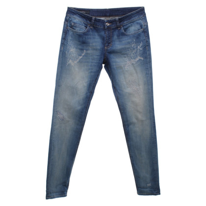 Gucci Jeans in bicolour