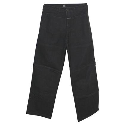 Marithé et Francois Girbaud Black jeans
