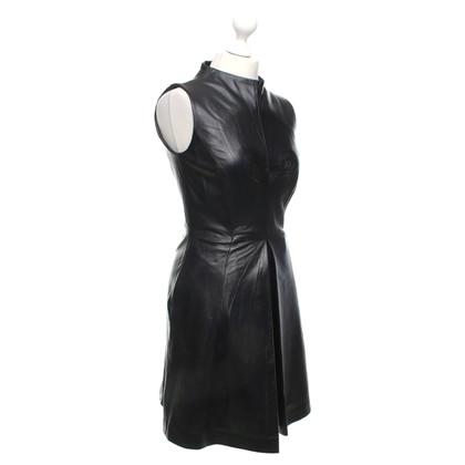 Milly Lederen kleding in zwart