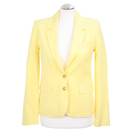 French Connection Blazer in yellow