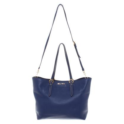 Miu Miu Handbag in blue