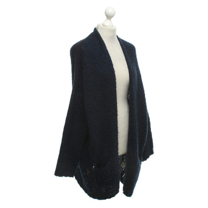 American Vintage Cardigan in blue