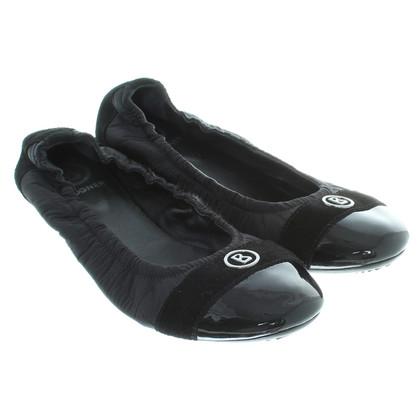 Bogner Ballerina's in zwart